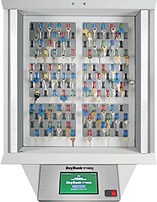 car dealerships, key cabinet
